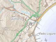 SP 58 di Quiliano