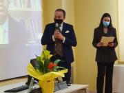 Donazione dell'Ambasciata di Israele in Italia all'ASL2 Savonese di attrezzature sanitarie