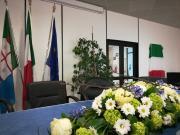 Palazzo Nervi, intitolazione della Sala espositiva: la Provincia di Savona rende omaggio ai Caduti di Nassiriya