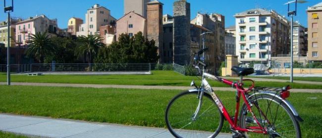 Savona in bici (Ph: Biagio Giordano)