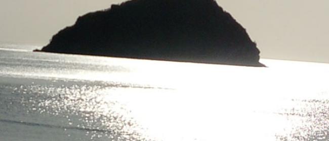 L'isola di Bergeggi una mattina... (Ph: Berta Marta)