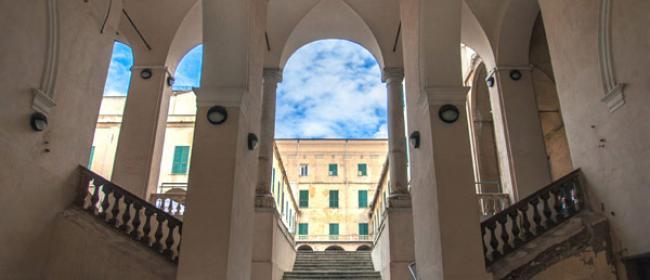 Palazzo della Rovere, Savona (Ph: Franco Galatolo)
