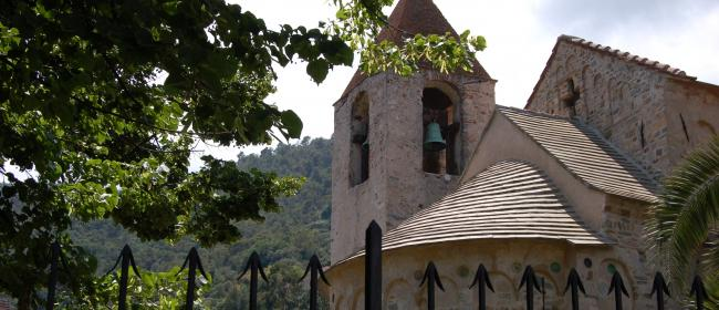 Chiesa di San Paragorio, Noli (Ph: Franco Chiara)