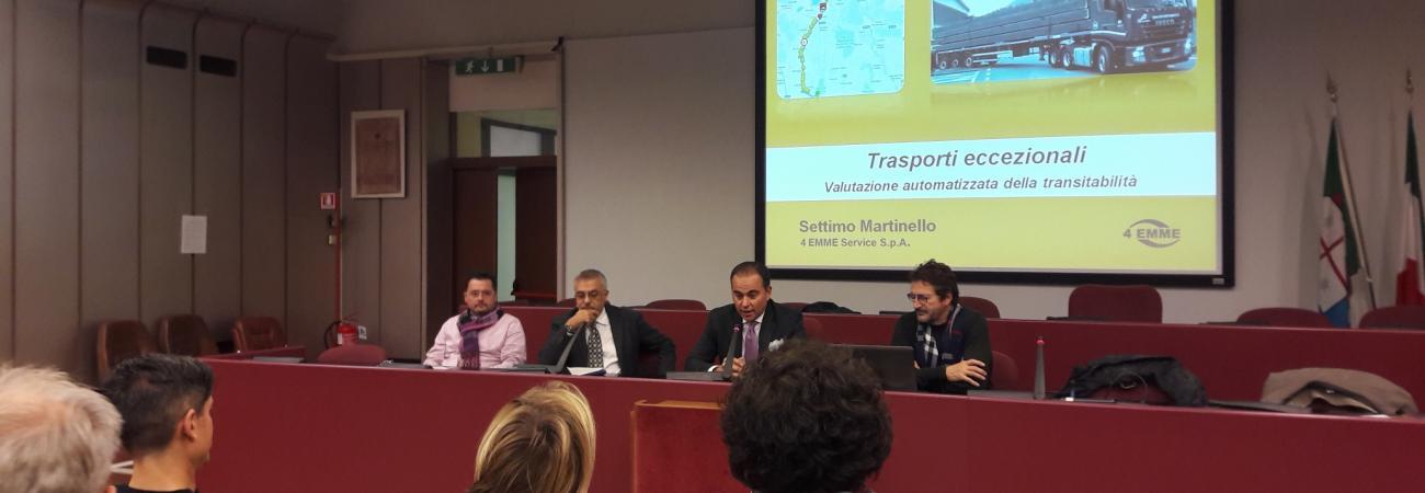 Trasporti eccezionali valutazione automatizzata della transitabilità