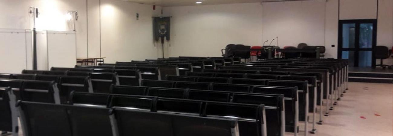 "Sala Espositiva ""Caduti di Nassiriya"""