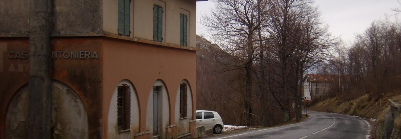 Ex casa cantoniera Alzabecchi