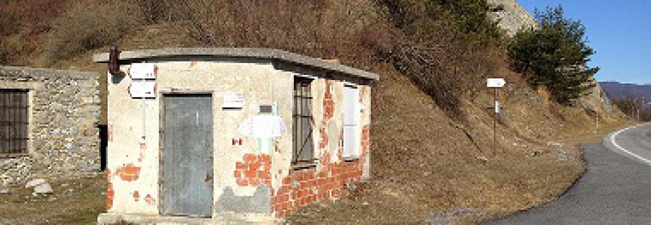 Magazzino in muratura Località Scravaion