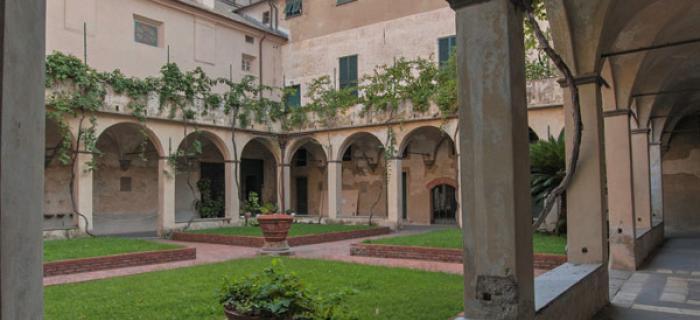 Il Chiosco del Duomo, Savona (Ph: Franco Galatolo)