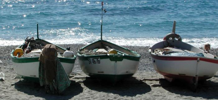Barche (Ph: Franco Chiara)