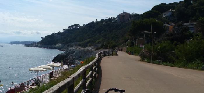 Varazze - passeggiata europa (Ph: Giovanni Bracco)