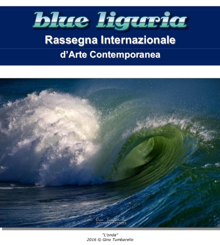 "Blue Liguria (""L'onda"" - Gino Tumbarello)"