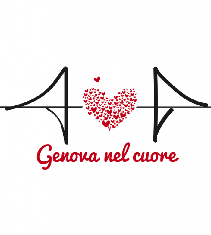 """Genova nel cuore (Il marchio """"Genova nel Cuore"""" è un marchio elaborato da Regione Liguria che ne è proprietaria)"""