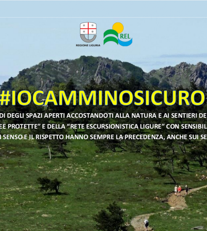 #iocamminosicuro