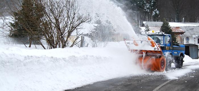 Obbligo di circolazione con mezzi antisdrucciolevoli o pneumatici invernali su tutte le strade di competenza della Provincia