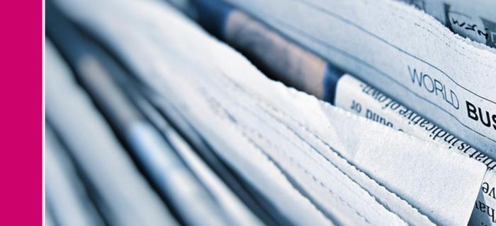 Comunicati stampa e news
