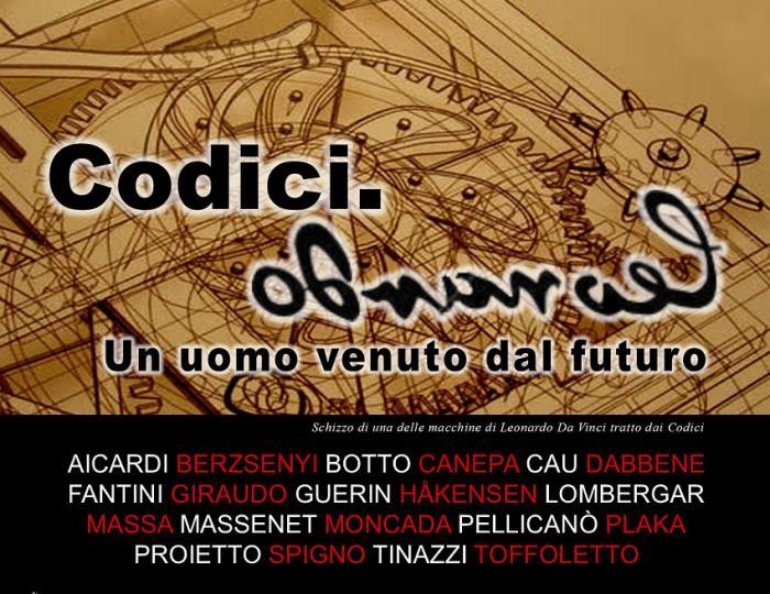 Codici. Leonardo. Un uomo venuto dal futuro