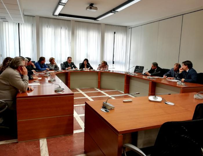 Prima seduta Consiglio Provinciale