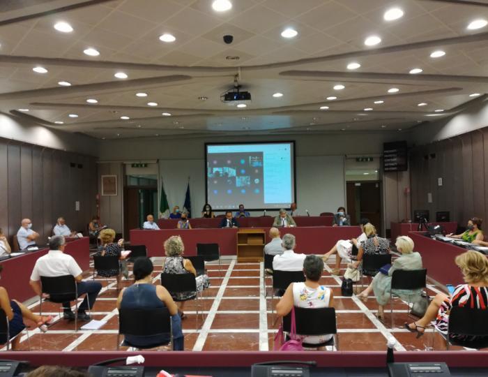 Provincia di Savona: scuole e trasporto pubblico i temi caldi dell'incontro di oggi a Palazzo Nervi