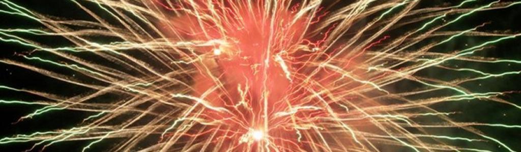 Galleria fotografica: Fuochi d'artificio