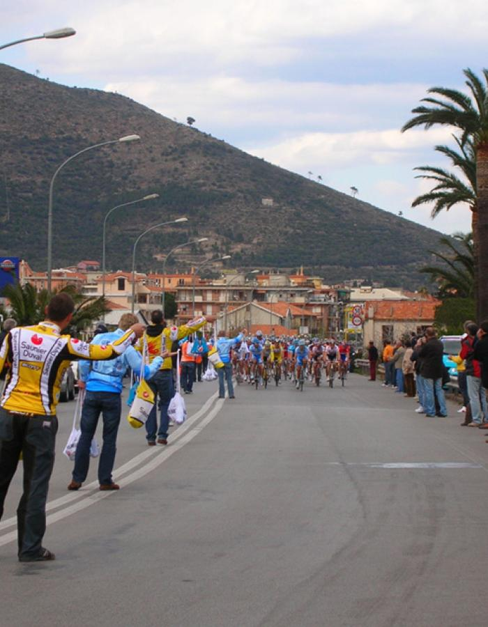 Corsa Milano-Sanremo (Ph: Claudia Mora)