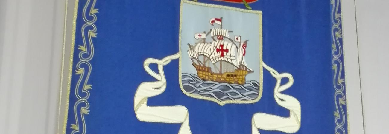 Gonfalone della Provincia di Savona