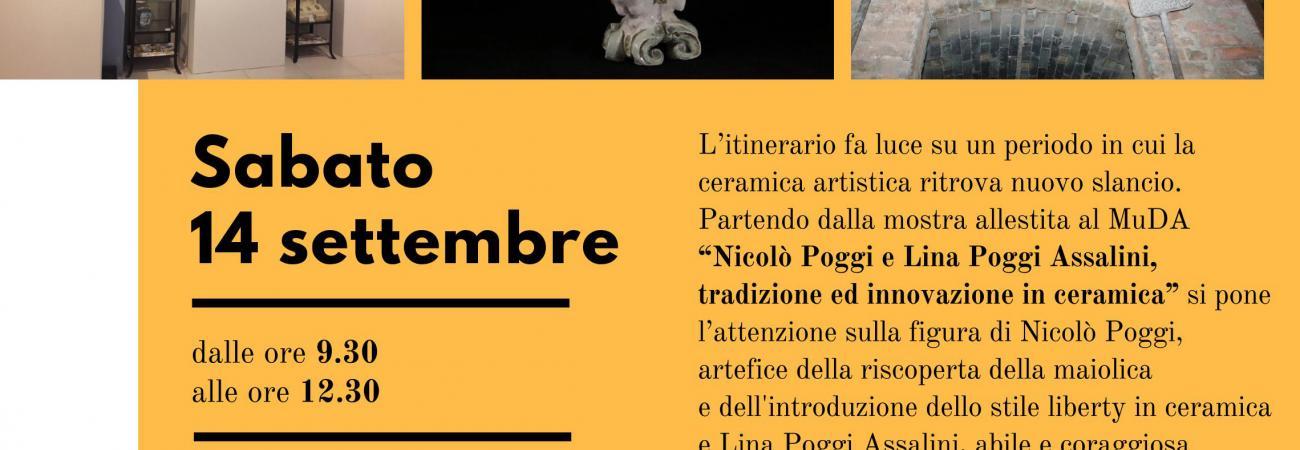 Tradizione ed innovazione ad Albissola Marina: la produzione ceramica tra fine '800 e inizio '900