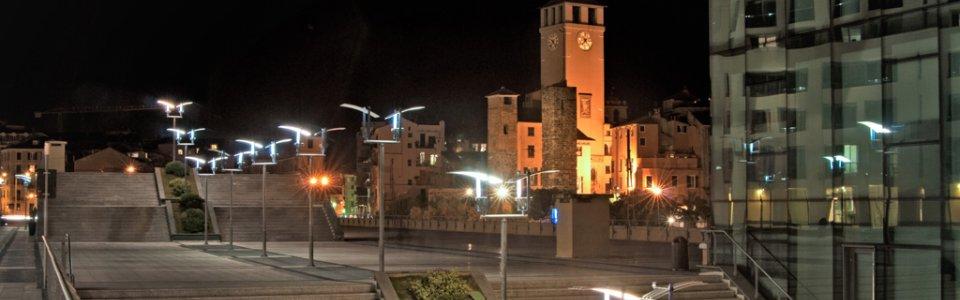 Piazza Rossa, Darsena di Savona (Ph: Franco Galatolo)