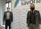Incontro Provincia di Savona e ASL2