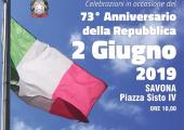 Celebrazioni in occasione del 73° Anniversario della Repubblica Italiana