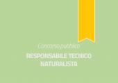 Responsabile Tecnico - Naturalista