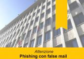 Attenzione - Phishing con false mail