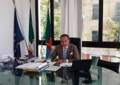Presidente Olivieri (Ph: Provincia di Savona)