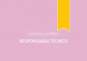 Responsabile Tecnico - presso la Direzione Generale