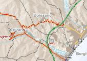 SP 25 Loano-Boissano-Toirano